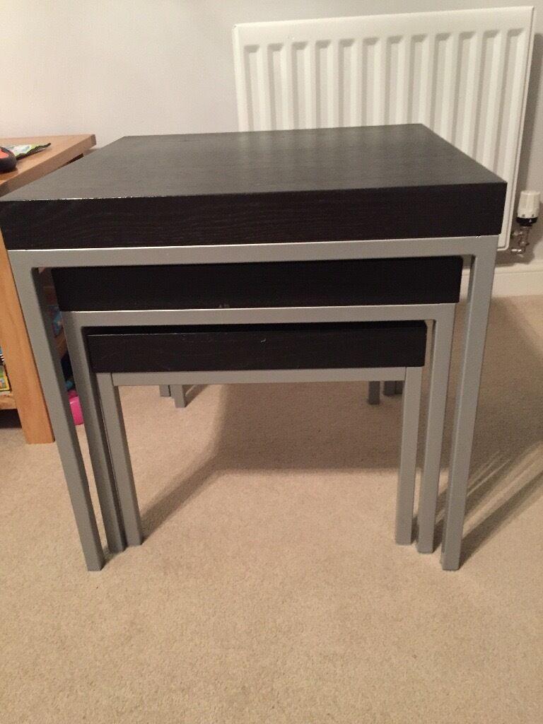 Ikea wood effect coffe tables nest of 3 in Tuffley  : 86 from www.gumtree.com size 768 x 1024 jpeg 92kB