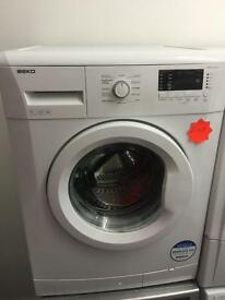 ***Beko 7kg 1200spin washing machine***Free Delivery**Fitting**Removal