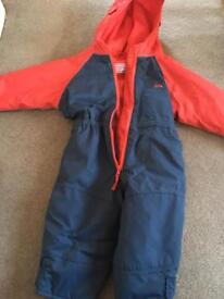 TOGZ all in one Rain/Snow suit