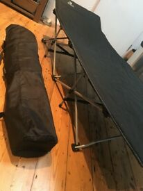Two folding Blacks camping beds