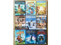 Various Disney/Children's DVD's £1 each