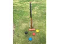 Croquet players wanted