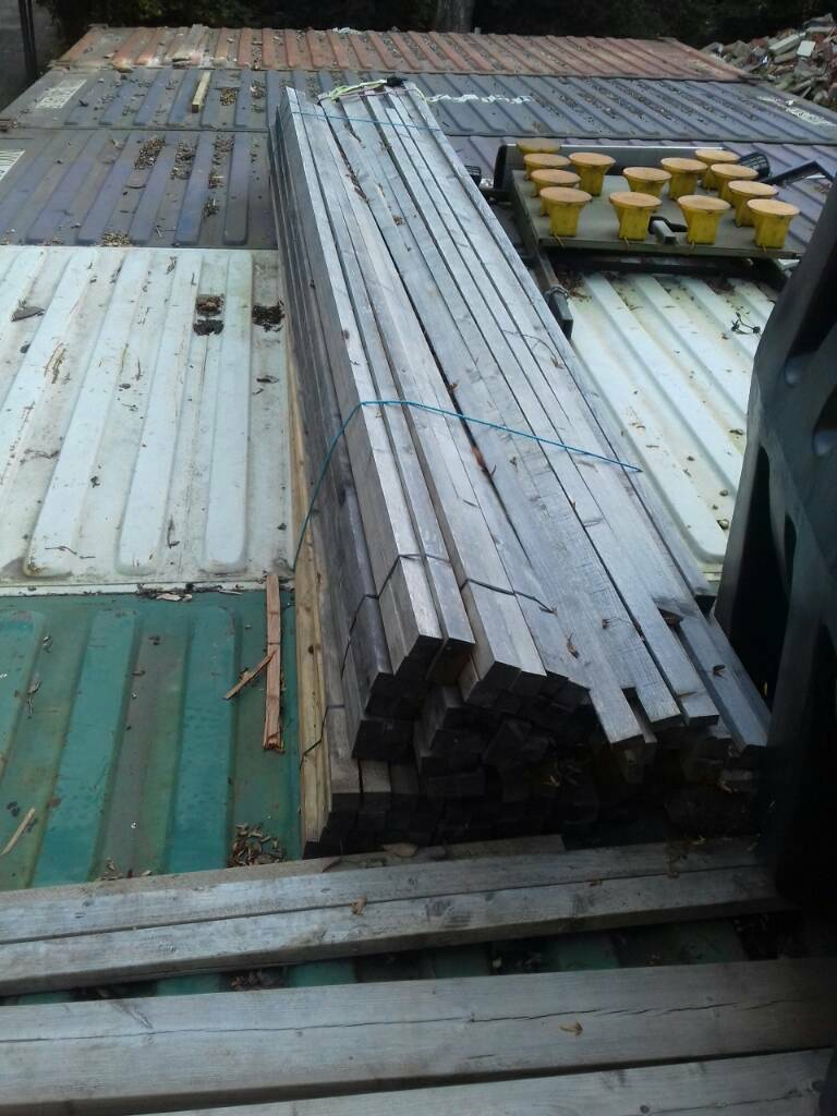 2nd hand timber