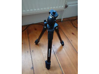 Manfrotto tripod (with box and bag)