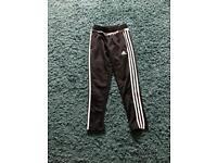 Boys Adidas bottoms