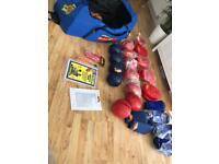 Junior Box 2B Fit Circuit Bag and Gear