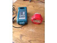 makita battery and charger bargain