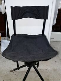 Child's folding camping chair