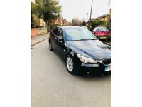 BMW 525D automatic diesel, Leather interior, full service history, 10 MOT