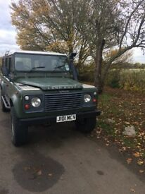 Land Rover Defender 110 2.5tdi - 9 seater