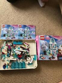 Lego 41062 Disney frozen Elsas sparkling ice castle