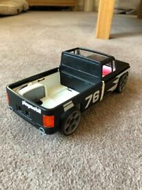 Playmobil pickup truck