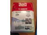 New Canon Ink Cartridges