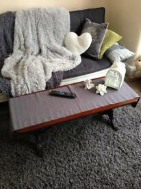 Coffee table solid wood in London