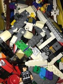 Over 3KG GENUINE LEGO