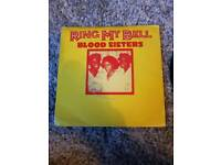 "Blood sisters - Ring my bell 7"" vinyl/rare reggae/dub/ballistic records"