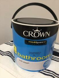 Crown Bathroom paint