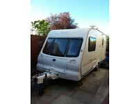 Bailey Regency 2 berth caravan (1999)