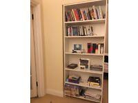 Like new Book Case & Desk
