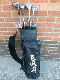 Wilson Golf Clubs (Irons + Woods)
