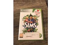 The sims 3 for xbox360