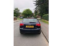 2008 Audi a3 1.9 TDI E Manual Blue £30 tax