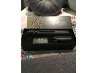 Genuine classic gold ghd straighteners