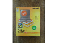 Microsoft Office XP Standard 2002