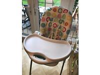 kiddicouture high chair