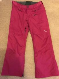Skiing/boarding trousers