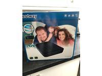 Bestway double blow up mattress