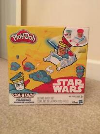 Star Wars playdoh