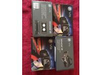 4x Goji VR Headsets