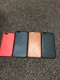 Apple iPhone 6s Plus cases and 6s 100% percent genuine