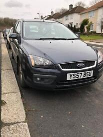 SOLD SOLD Ford Focus Zetec Estate Automatic Full Service Low Millage p/x welcome Cat C Write off