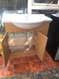 Roper Rhodes Basin and Under Sink Cabinet