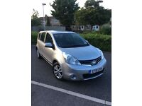 Nissan note 2010 pure drive , very chea