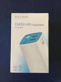 BRAND NEW Power Bank - TP-LINK 10400mAh