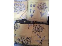 Next curtains and accessories