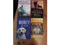 Mixed Books x 4 (3 NEWWWWW) - GREAT FOR CHRISTMAS