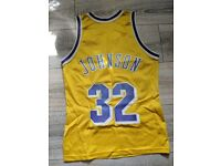 Lakers jersey magic Johnson