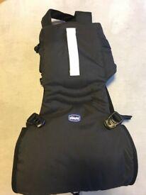 Chicco EasyFit Baby Carrier (Black Night) Ergonomic Dual Facing