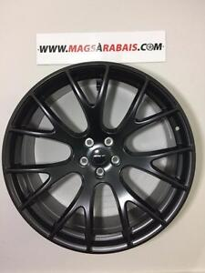 Mags 20 OU 22 pouces HELLCAT challenger, chrysler 300, charger 5x115