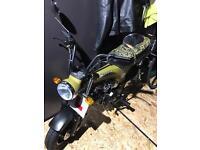 125cc Motorcycle / Monkeybike
