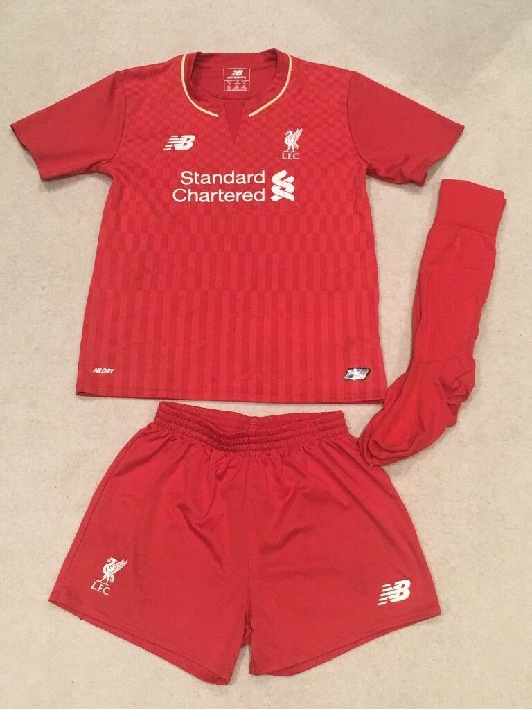 Liverpool Football Kit Age 6 7 In Cardiff Gumtree
