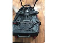 The North Face Hand Luggage Suitcase Excellent Condition