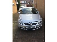 1.2 Vauxhall Corsa sxi for sale cheap