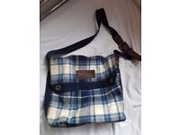 Abercrombie and Fitch duffel bag