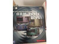 GRM Tools for Cubase VST (Windows / Mac)