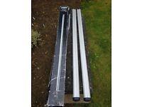 Thule 861 aero roof bars